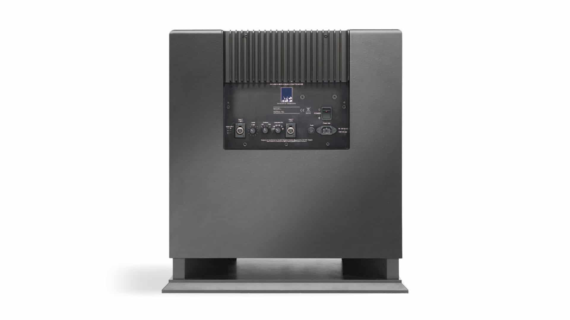 Aktywny subwoofer studyjny ATC Loudspeakers ATC SCM0.1:12SL Pro