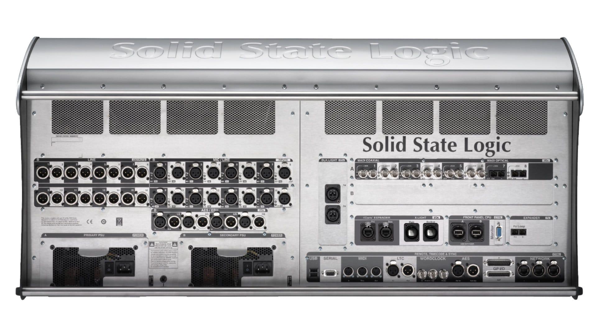 Cyfrowa konsoleta SSL Live L350