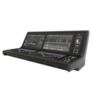 Cyfrowa konsoleta dla studia i broadcastu SSL Sytem T S300 32 Fadery