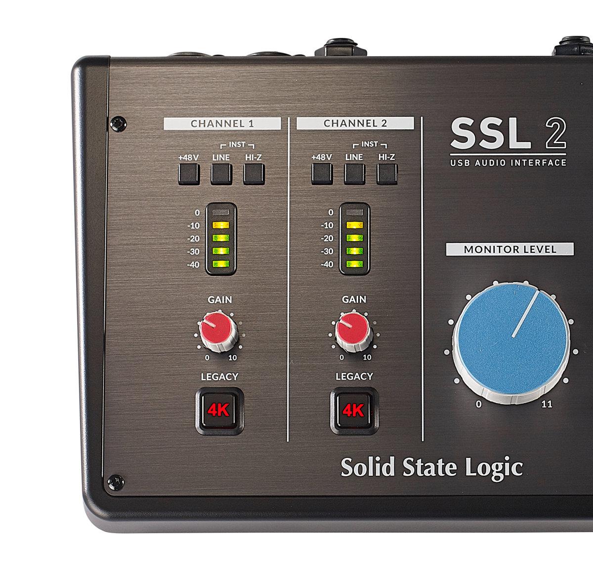 Interfejs audio USB SSL2