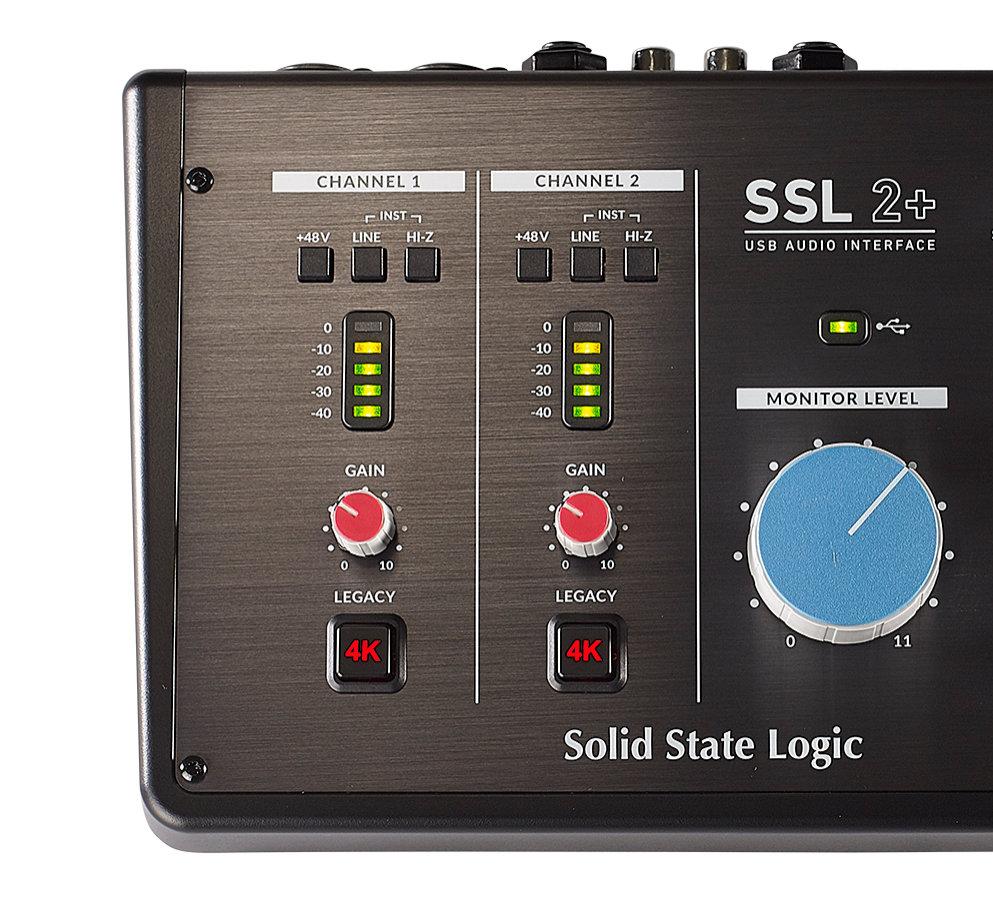 Interfejs audio USB SSL2+