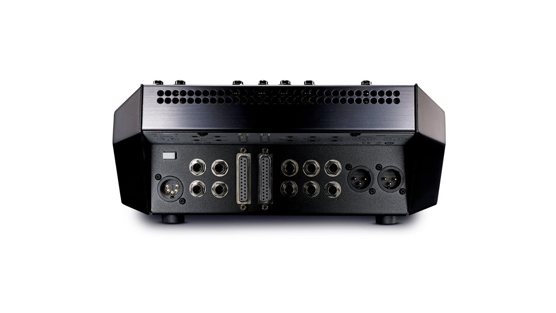 Konsoleta analogowa SSL SiX