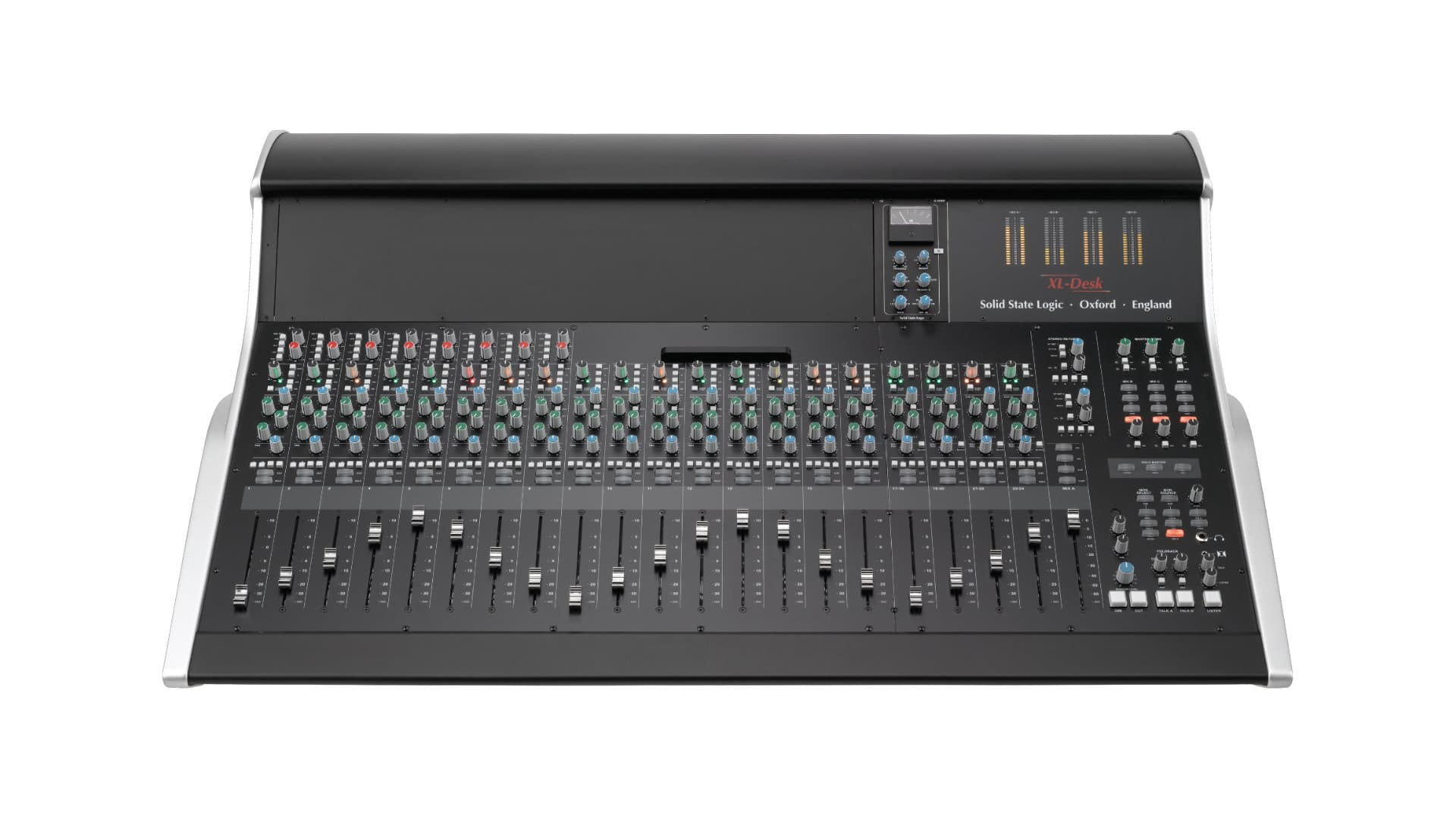 Konsoleta analogowa SSL XL-Desk