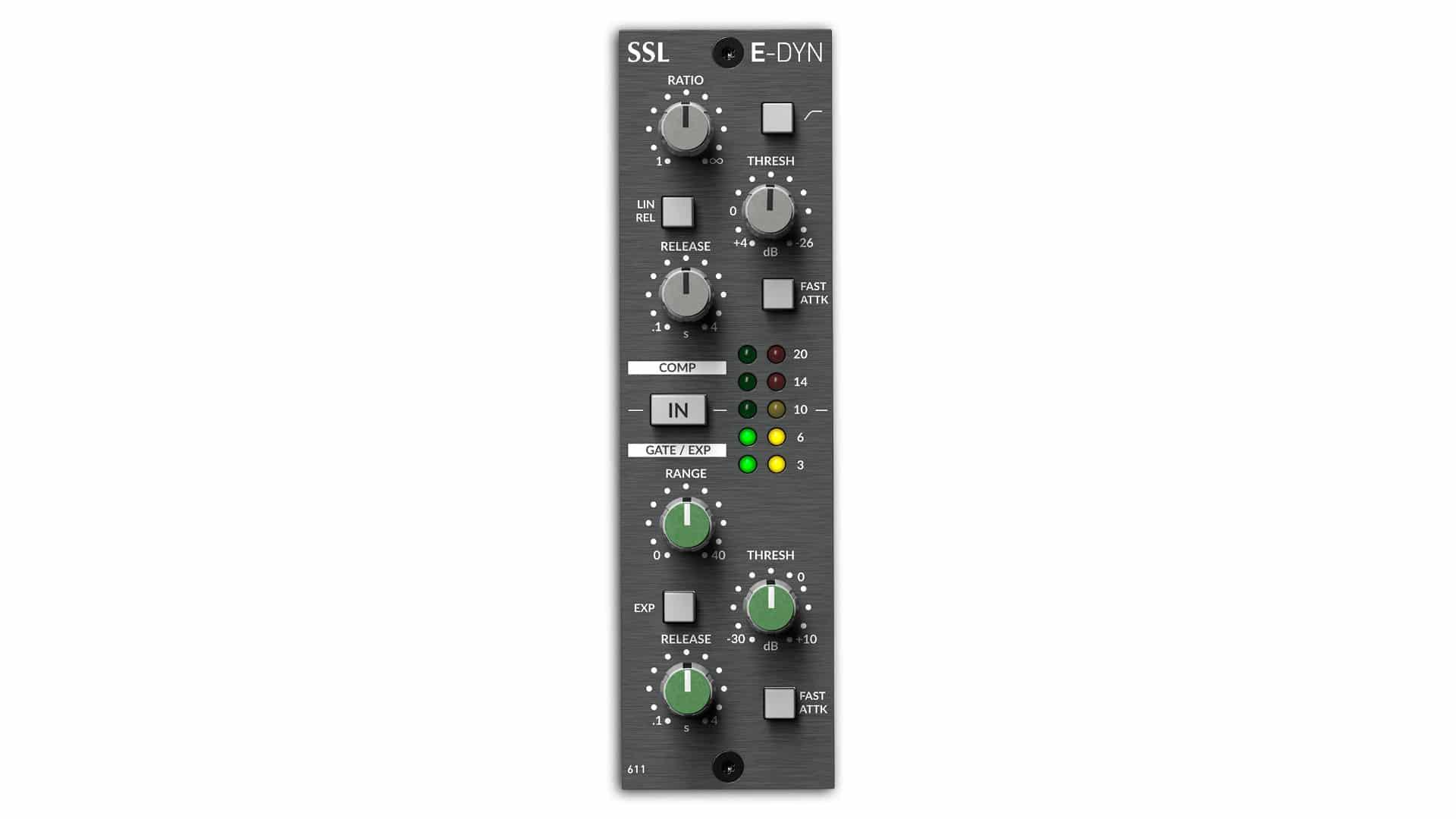 Moduł dynamiki SSL E-Dyn do szyny 500