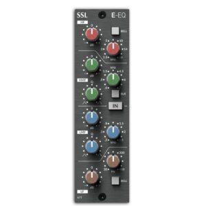 Moduł equalizera SSL - E 4000 do szyny 500