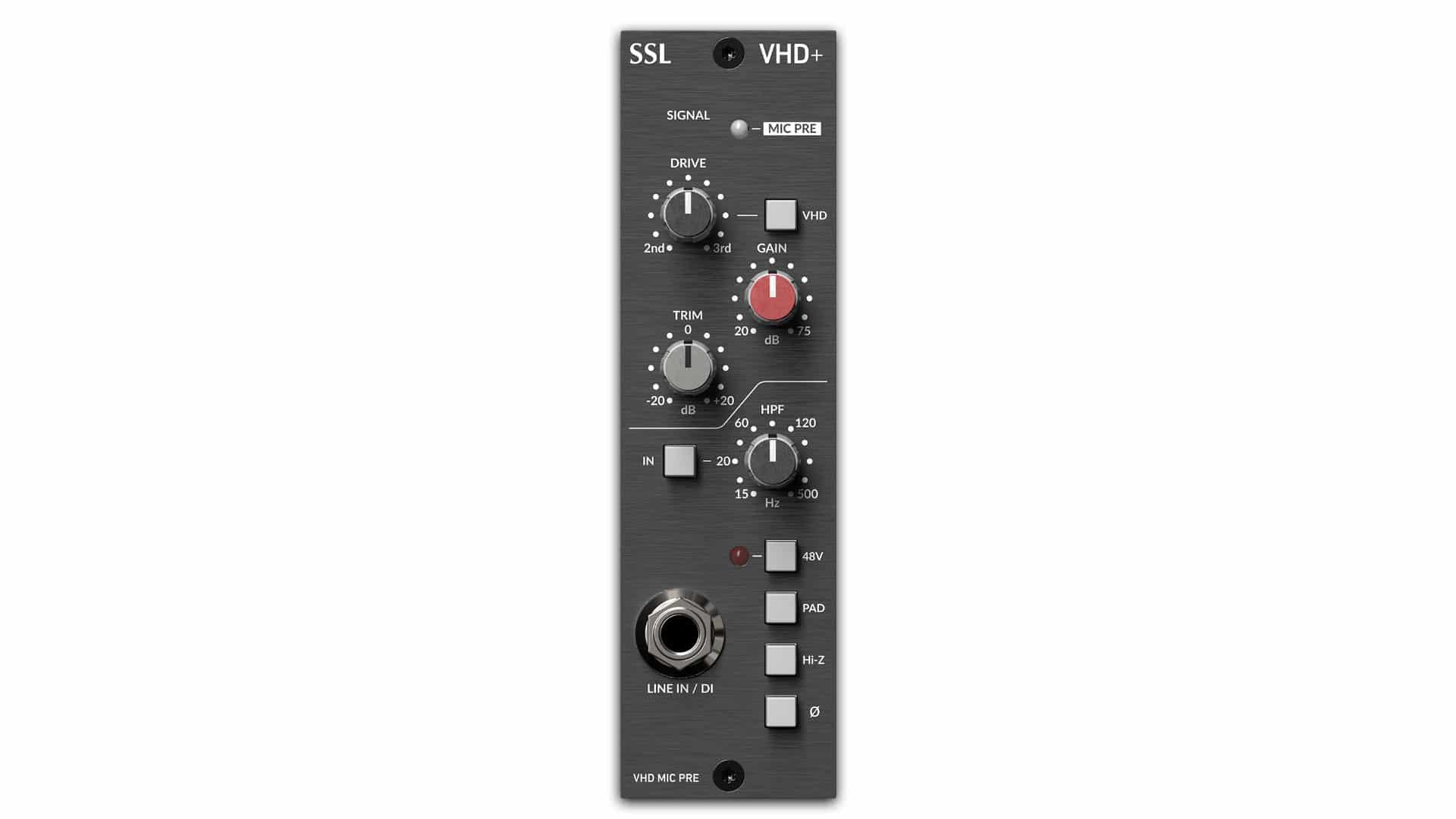 Moduł SSL VHD+ do szyny 500