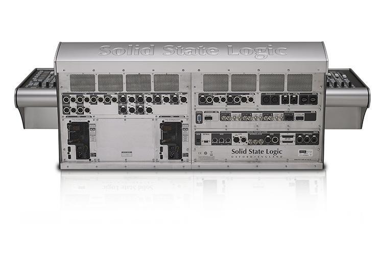Panel tylni konsoli SSL Live L200