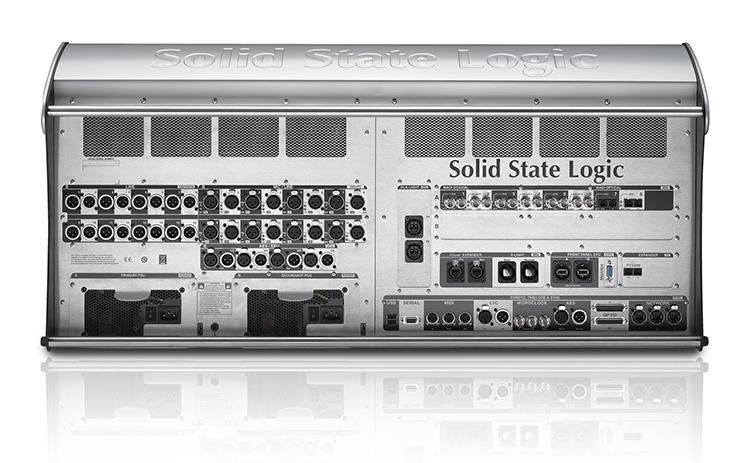 Panel tylni konsoli SSL Live L350