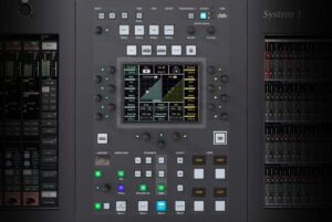 Channel Tile konsoli SSL System T S500