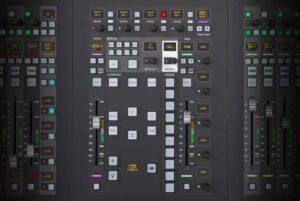 Sekcja Master konsoli SSL System T S500
