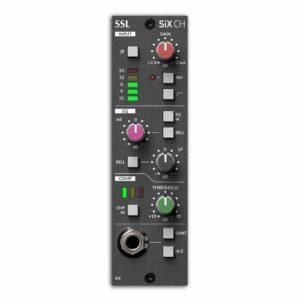 Modul SSL 500 SiX channel strip