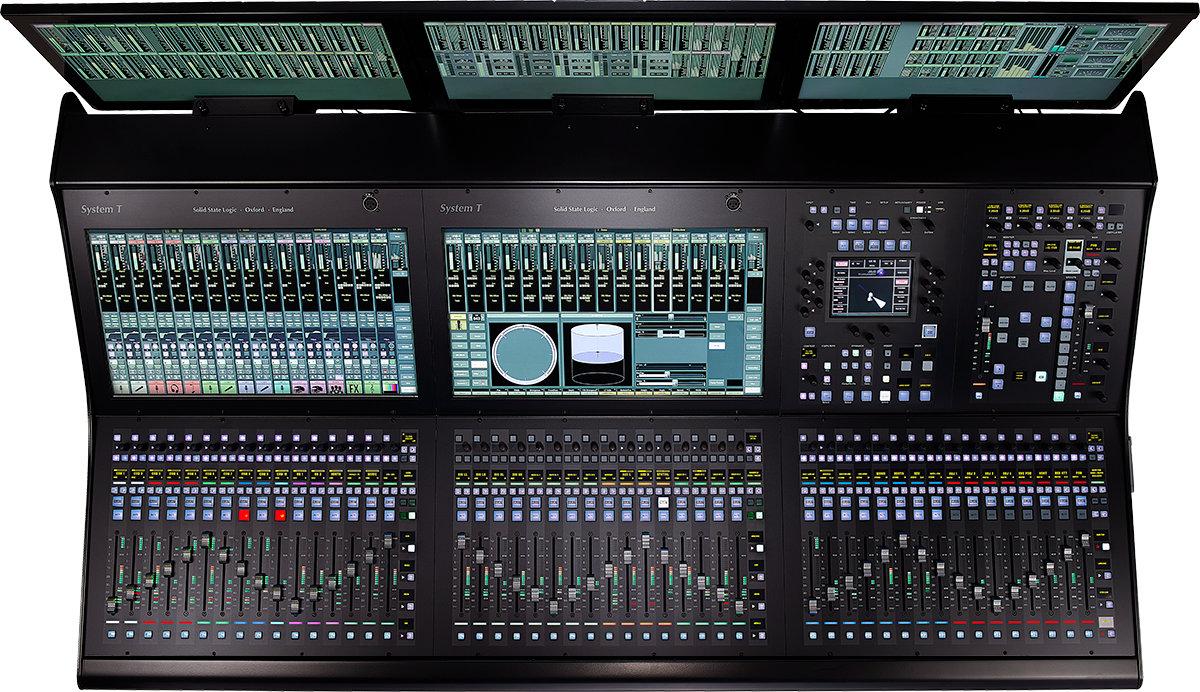 Powierzchnia System T SSL S500m