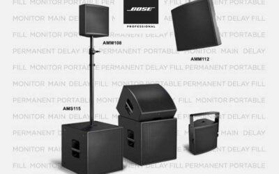 Nowa seria Bose AMM