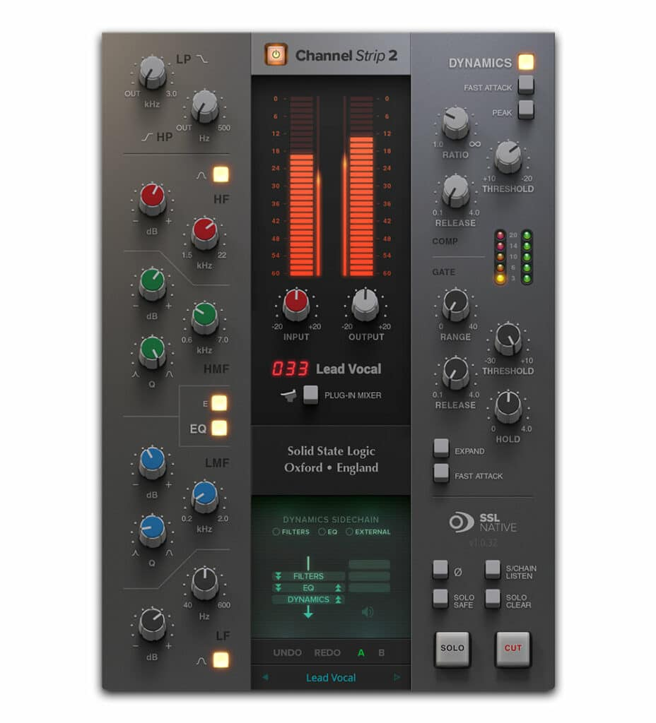 Channel-Strip-Kontroler-do-plug-in-SSL-UC1
