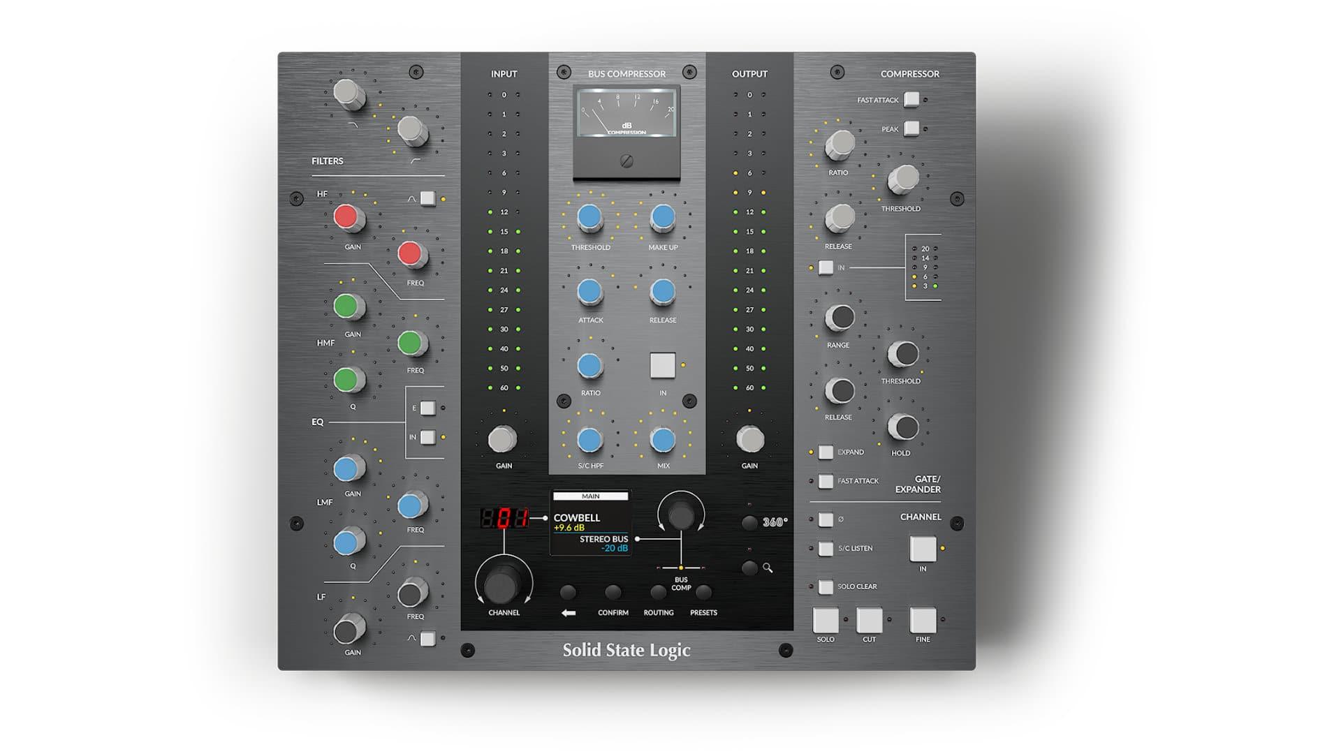 Kontroler do plug-in SSL - UC1